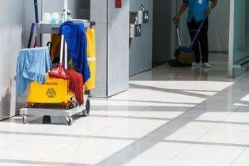 Hospital Cleaning Services Olympia